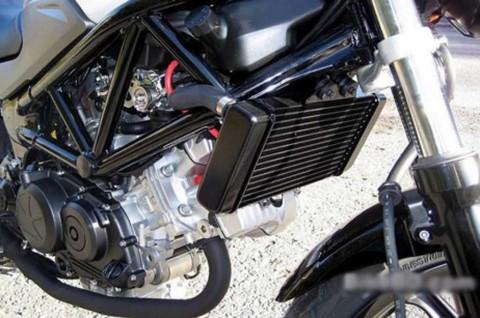Trik Mudah Merawat Radiator Sepeda Motor