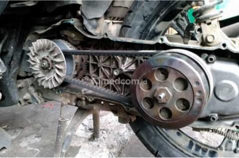 Komponen CVT Motor Matic yang Wajib Cek Berkala
