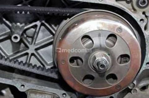 Tarikan Motor Matic Berat? Cek Komponen Ini