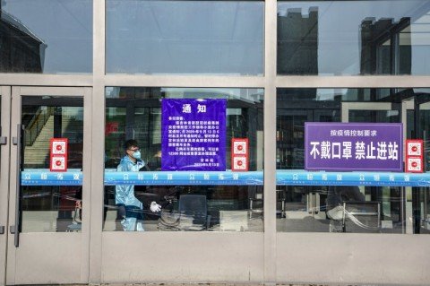 Kasus Covid-19 Muncul, Provinsi Jilin di Tiongkok Terancam <i>Lockdown</i>