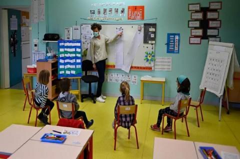 Prancis Kembali Tutup Sekolah usai Munculnya 70 Kasus Covid-19