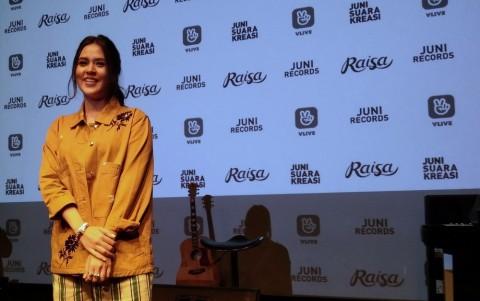 Raisa dan Agnez Mo Meriahkan Konser Internasional Tangani Virus Korona