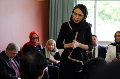 Jacinda Ardern Jadi PM Terpopuler Selandia Baru