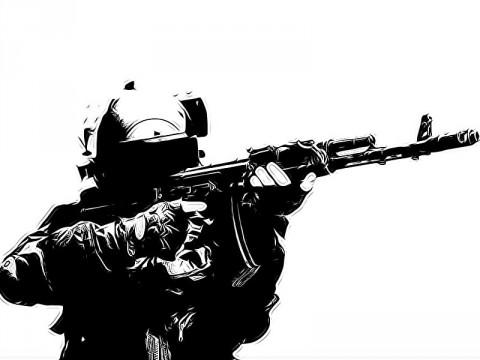 Densus 88 Geledah Rumah Terduga Teroris di Tasikmalaya