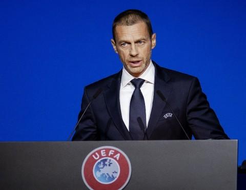 Presiden UEFA Yakin Suporter Bisa Segera Kembali ke Stadion