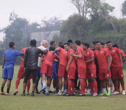 Arema FC Segera Bayar Gaji Pemain untuk Bulan Mei