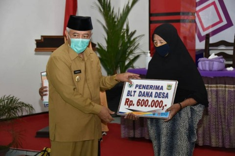2.311 KPM di Malang Terima BLT Dana Desa