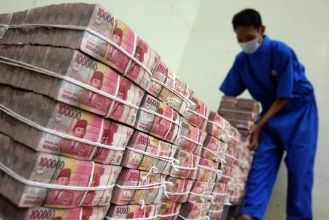 Pendapatan Negara Baru Rp549,5 Triliun
