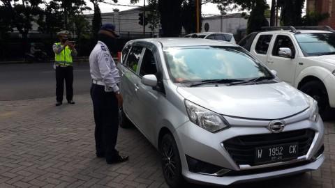 Ribuan Kendaraan Ditolak Masuk Malang Raya