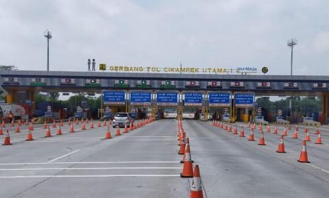 H-5 Lebaran, 214 Ribu Kendaraan Meninggalkan Jakarta