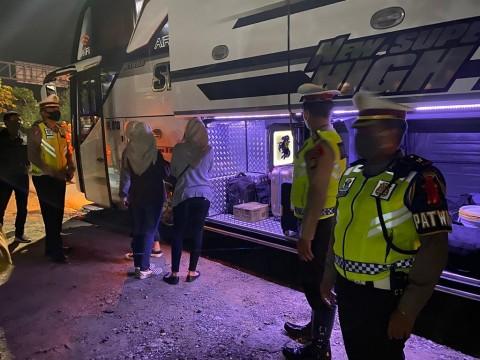 Perusahaan Bus di Makassar Pilih Libur Operasi