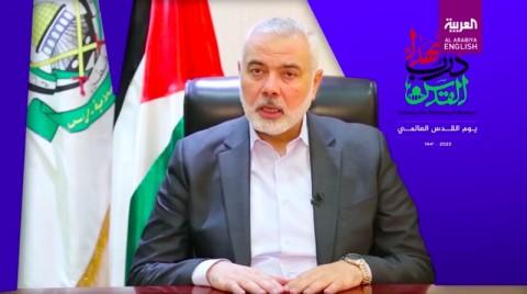 Tokoh Hamas Sebut Iran sebagai Pendukung Keuangan dan Militer