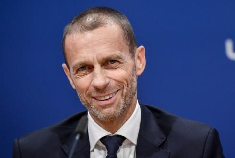 Presiden UEFA Optimistis Liga Champions Rampung Akhir Agustus