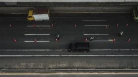 607 Kendaraan Coba Tinggalkan Jakarta di H-4 Lebaran