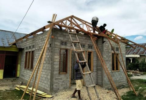 Anggaran Rp43,75 Miliar untuk Perbaiki 4.500 Rumah di Gorontalo