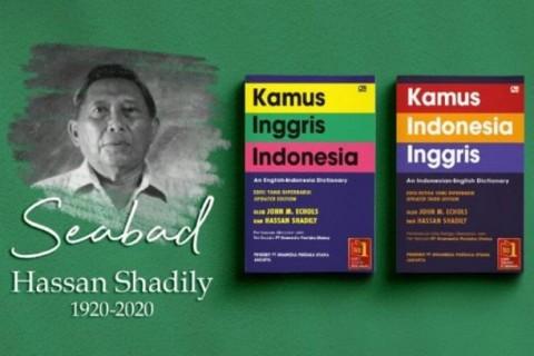 Mengenang Seabad Hassan Shadily, Perancang Kamus Indonesia-Inggris