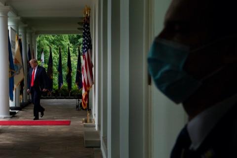 Trump Konfirmasi Pertemuan G7 Secara Langsung di Gedung Putih