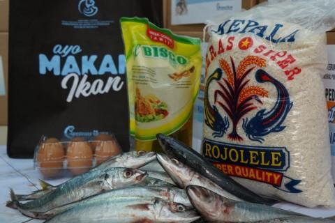 KKP: Makan Ikan Tingkatkan Imun dan Cegah Covid-19