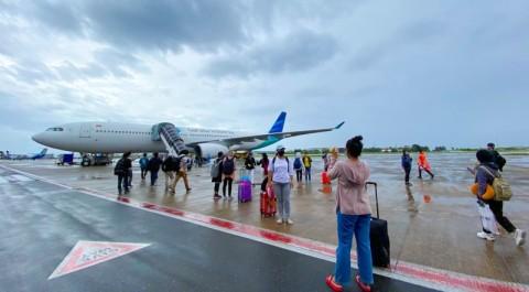 Jelang Lebaran, 211 WNI Dipulangkan dari Sri Lanka dan Maladewa