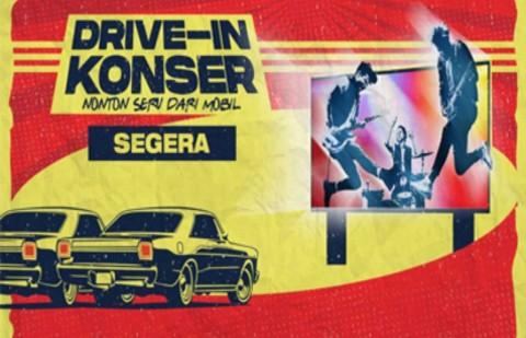 Drive-in Konser Bakal Hadir di Indonesia Agustus 2020
