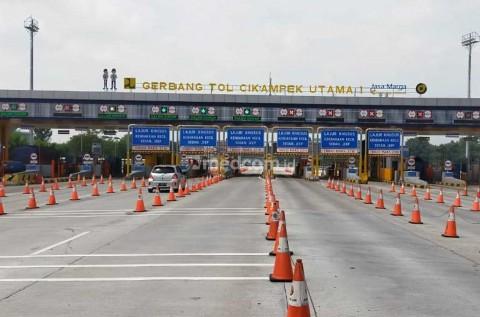 H-4 Lebaran, 367 Ribu Kendaraan Meninggalkan Jakarta