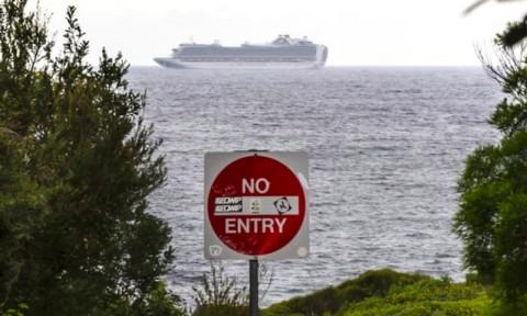 Larangan Kapal Pesiar ke Australia Diperpanjang Hingga September