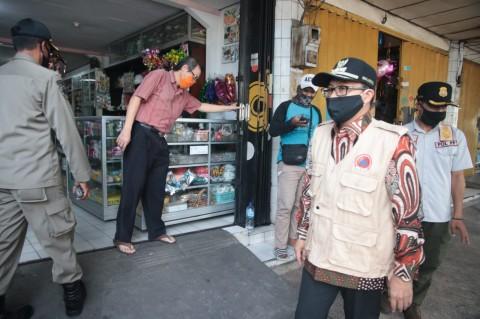 Kawasan Perniagaan Pecinan Malang Diminta Tutup Selama PSBB