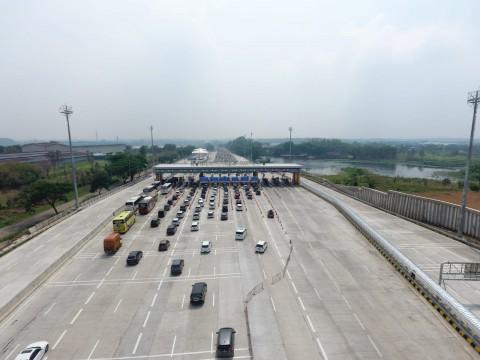 H-3 Lebaran, 367 Ribu Kendaraan Meninggalkan Jakarta