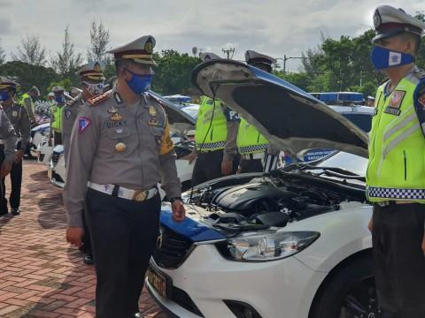 Polda Aceh Kerahkan 262 Personel Amankan Malam Takbiran