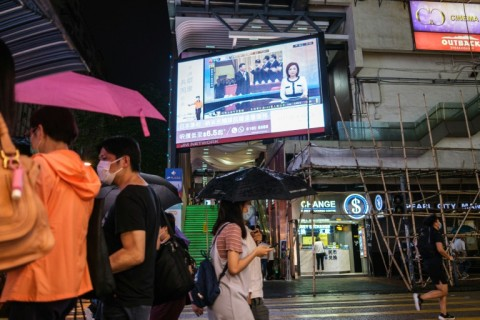 Tiongkok Sebut Legislasi Keamanan Nasional Daerah Diperlukan Hong Kong