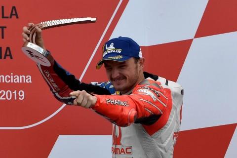 Jack Miller Kian Dekat dengan Ducati