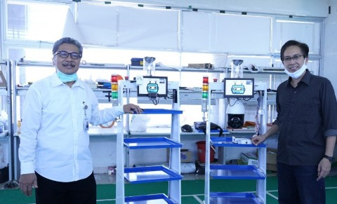 Karya ITS Masuk Produk Inovasi Penanganan Covid-19 Nasional