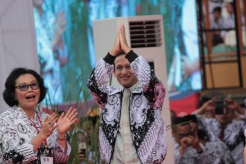 Nadiem Jamin Tunjangan Guru Tak Terimbas Realokasi Anggaran