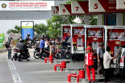 YLKI Minta BBM Premium Dihilangkan di Jakarta