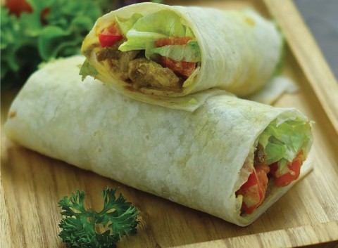 Resep Beef Curry Yogurt Wrapping, Kudapan Kekinian saat Lebaran