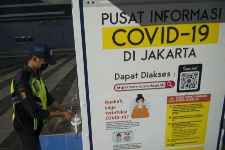 Pemerintah Jamin Ketersediaan Air Bersih Selama Pandemi