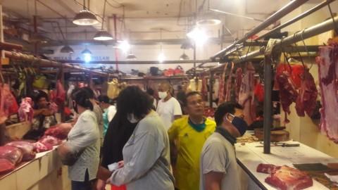 Harga Daging Sapi dan Ayam Naik Menjelang Lebaran