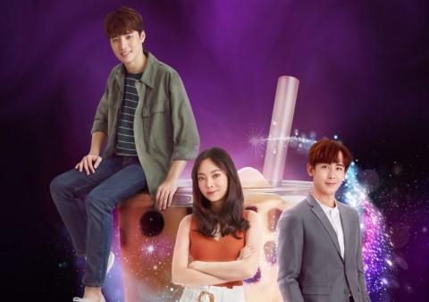 Nichkhun 2PM Terlibat Cinta Segitiga di Serial My Bubble Tea