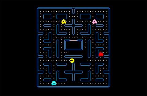 Game Pac-Man Kini Berusia 40 Tahun
