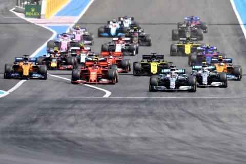 Para Pebalap F1 Disebut Mendukung Rencana Balapan tanpa Penonton