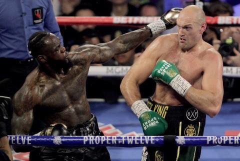 Duel Fury vs Wilder Tetap Digelar Tahun Ini