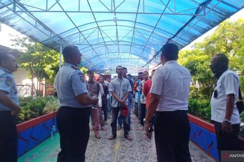 Lapas di Padang Tiadakan Kunjungan Keluarga Narapidana