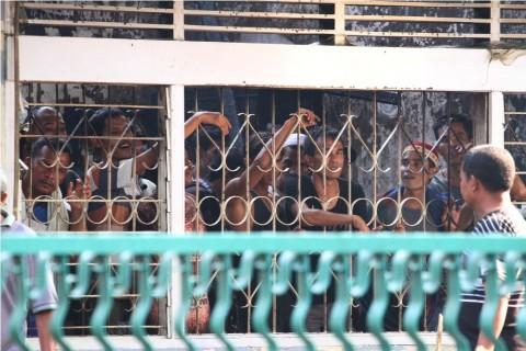 Kunjungan Tahanan Kepolisian Dilakukan Secara <i>Online</i>