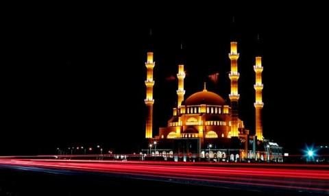 Masjid Ummu Haram Bergaya Arsitektur Ottoman