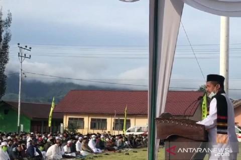 Bupati Bener Meriah Aceh Mengundurkan Diri