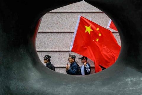 Aktivitas Ekonomi Domestik Tiongkok Meningkat Dramatis