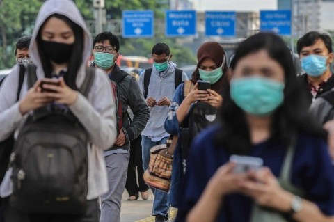 Pandemi Covid-19 jadi Indikator Program Kementerian PUPR