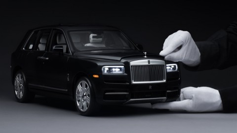 Diecast Rolls-Royce Seharga LMPV, Bukan Kaleng-Kaleng