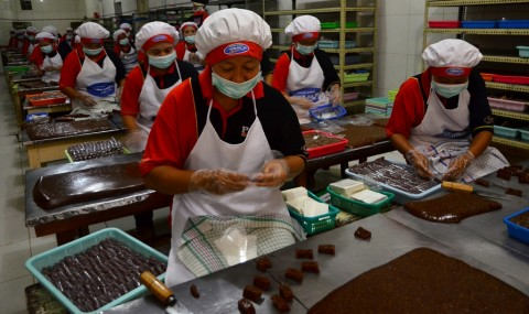 BKPM: Industri Makanan Paling Diminati 5 Tahun Terakhir