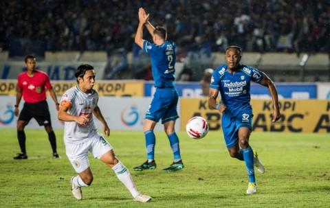 Pemain-pemain Minta Liga 1 dan Liga 2 Dilanjutkan